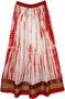 Monarch Hem Gathered Skirt