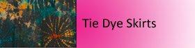 Bohemian Tie Dye Skirt Styles