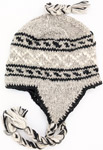 Cloudy Woolen Hand Knitted Hat
