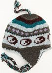 Surfie Green Woolen Hand Knitted Hat