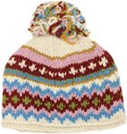 Baby Color Burst Classic Boho Wool Hat