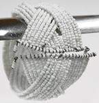 White Entwined Bracelet [2715]