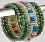 Avatar Green String Bangle [2730]