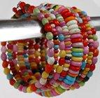 Rainbow String Bangle [2731]