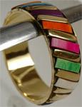 Colorful Stones Bracelet [3502]
