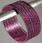 Pink Metal Bracelet [3508]