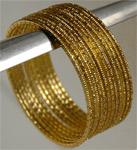 Gold Metal Bracelet [3510]