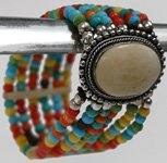 Rainbow Go With All Fashion Bracelet