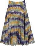 Dazzle Summer 3 Colors Long Skirt [4658]