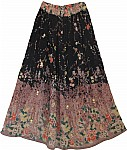 Gypsy Black Skirt