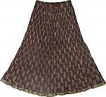 Millbrook Short Crinkle Skirt