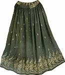 Siam Long Summer Skirt