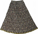 Quincy Short Crinkle Skirt