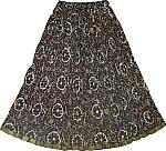 Chocolat Cotton Summer Skirt