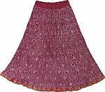 Hippie Pink Skirt