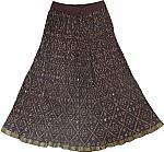 Russett Summer Short Skirt