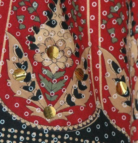 Ethnic Printed Long Skirt