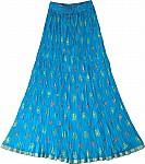 Festive Crinkle Tall Skirt