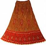 Tall Summer Boho Skirt