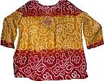 Hacienda Womens Tunic Shirt