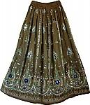 Hemlock Sequin Skirt