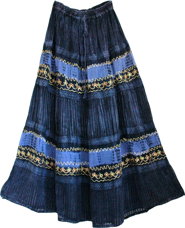 Simple Brand New Summer Women Mesh Chiffon Pleated Maxi Skirts Long Elastic High Waist Skirts Solid Fashion Floor Length