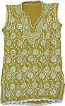 Sahara Long Tunic Top