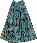 Tall Boho Long Skirt