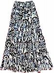 Tundora Hippie Cotton Long Skirt