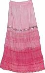 Charmed Sequin Long Skirt