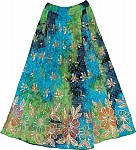 Highland Festive Sequin Skirt