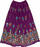 Bossanova Brazilian Sequin Dance Skirt
