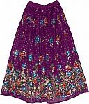 Bossanova Brazilian Sequin Skirt
