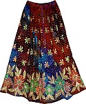 Persian Festive Sequin Skirt