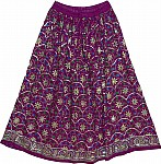 Dancing Disco Sequin Skirt
