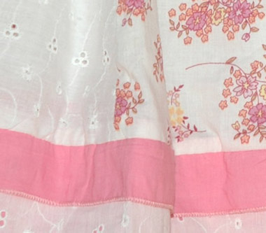 Mauvelous Summer Cotton Skirt