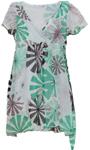 Summer Chiffon Short Sleeve Dress