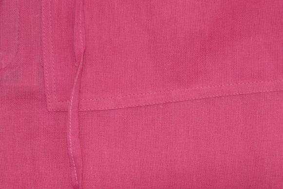 Pink Pop Plain Lounge Pants