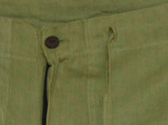 Olive Plain Lounge Pants
