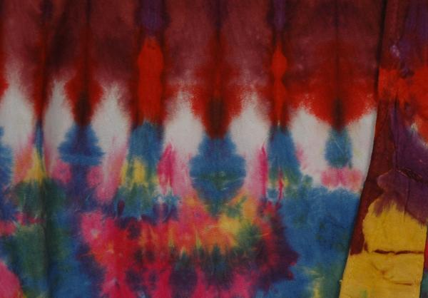 Buccaneer Tie Dye Wrap Gypsy Skirt
