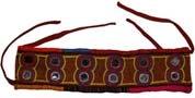 Rare Banjara Tribal  Mirror Belly Dance Wrist Band
