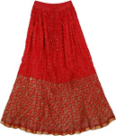Exotica Ethnic Skirt