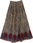 Sexy Boho Feline Skirt
