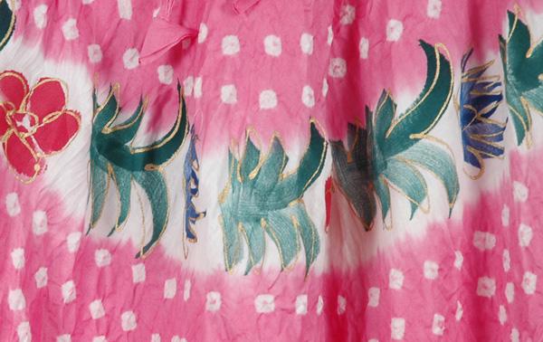 Tickle Me Pink Summer Womens Skirt