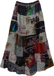 Opal Bohemian Summer Long Skirt