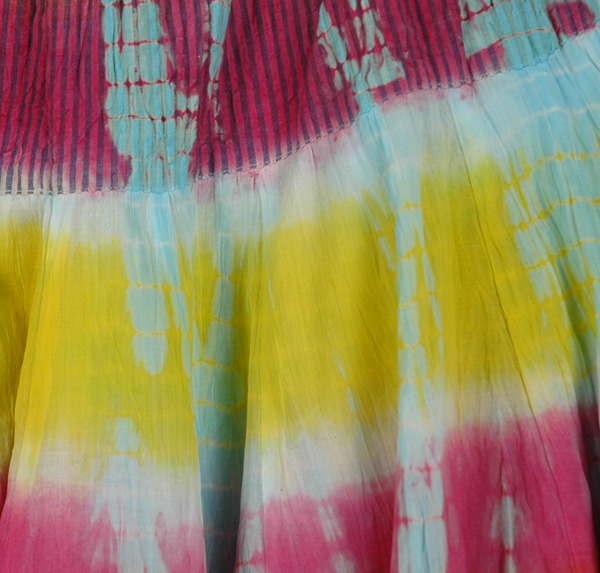 Morning Bliss Cotton Fashion Skirt
