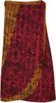Meztiso Tribal Long Wrap Skirt