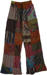 Loco Meditation Patchwork Lounge Pants