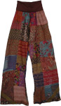 Yajna Patchwork Lounge Pants