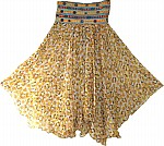 Designer  Stylish Hem Sexy Women`s Skirt